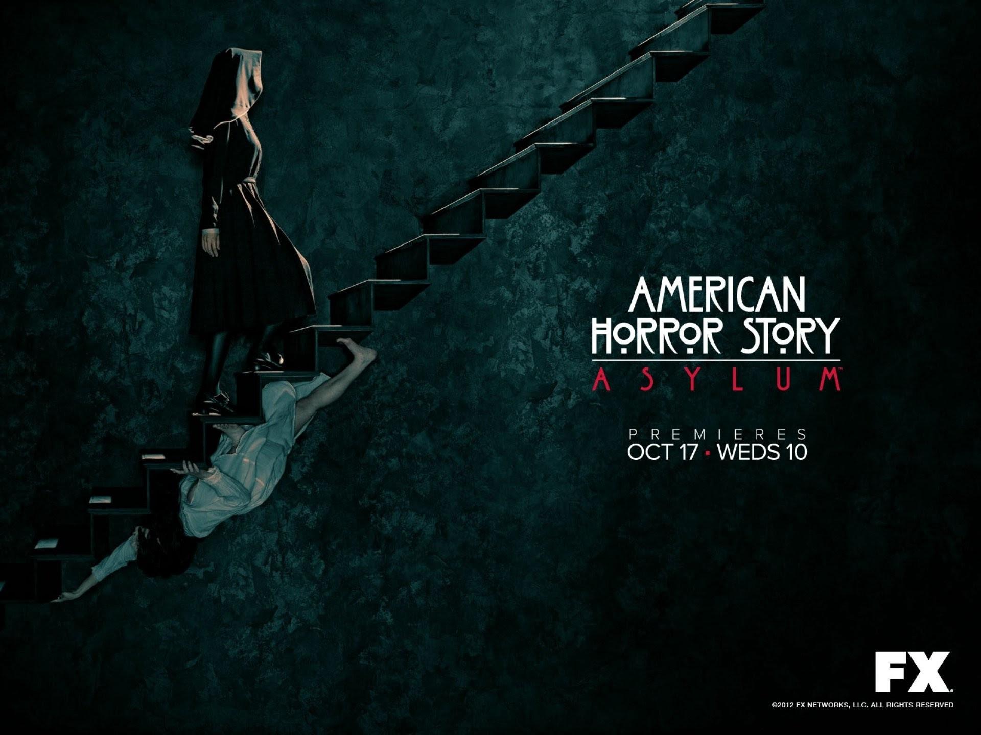 American Horror Story Asylum Wallpaper 61 Images