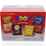 Frito Lay Foodservice Classic Mix, Variety Pack - 30 count pack