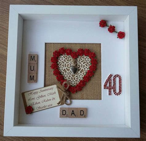 25  best ideas about Ruby wedding anniversary on Pinterest