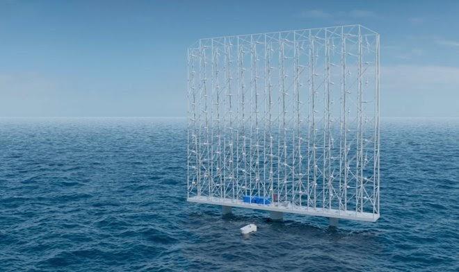 В Норвегии разработали плавучий генератор, способный обеспечить электричеством 80 тыс. домов