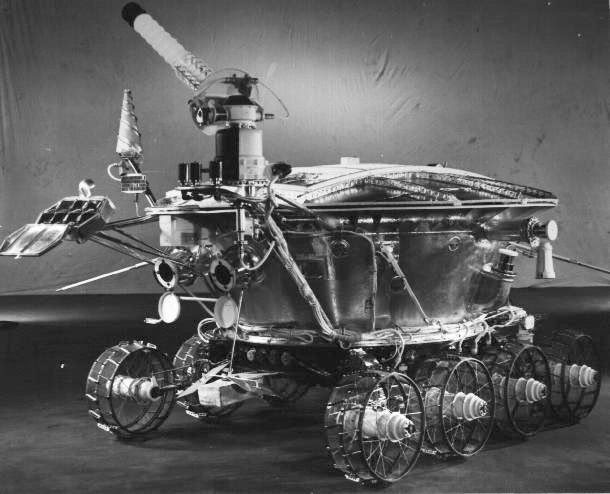 45 years on the moon