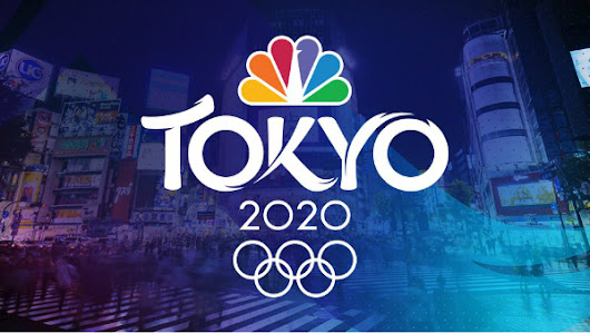 NBC Olympics Unveils Its Tokyo 2020 Logo That Celebrates Country's Culture - DesignTAXI.com