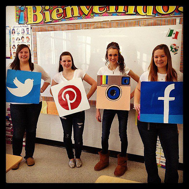 Group Halloween Costumes Simple