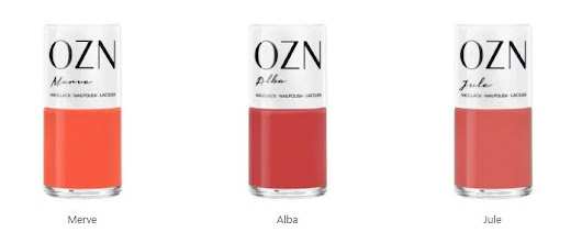 OZN CORAL CALL! Nagellack in der Trendfarbe 2019