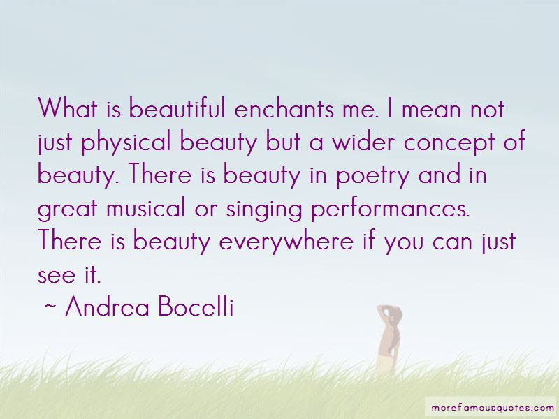 There Is Beauty Everywhere Quotes Top 24 Quotes About There Is