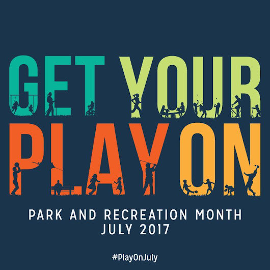 Apex PRD helps celebrate National Park and Recreation Month, one week at a time - Week of July 23
