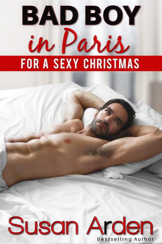 Bad Boy in Paris For a Sexy Christmas