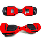 MightySkins SWT580-Solid Red Skin Decal Wrap for Swagtron T580 Hoverboard Sticker - Solid Red