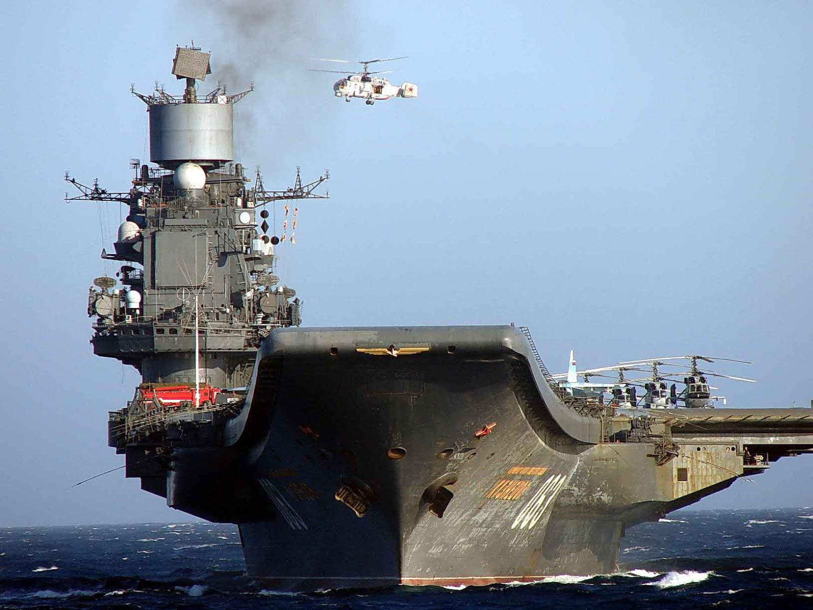 Image result for inside admiral kuznetsov