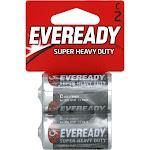 Energizer Heavy Duty Case Pack 7 Battery - C