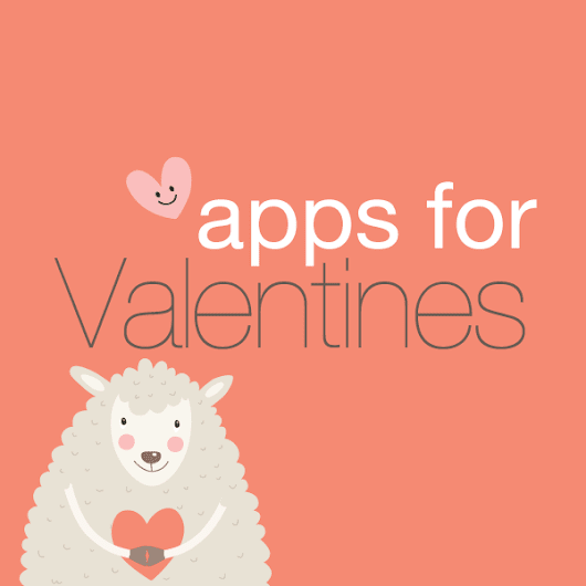 Valentine's Apps for Kids - 2015