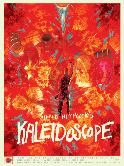 Resultat d'imatges de kaleidoscope hitchcock
