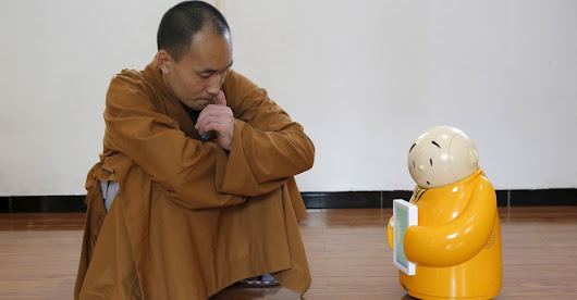 If Buddhist Monks Trained AI