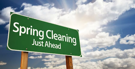 Spring Cleaning for Your Business Website Design In Canada!