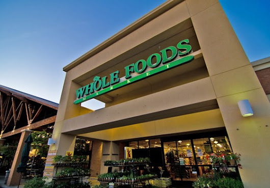 Welcome to West Ashley, Whole Foods!