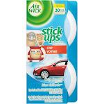 Air Wick Stick Ups Air Freshener, Crisp Breeze - 2 pack, 1.05 oz pucks