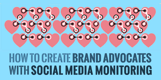 How to Create Brand Advocates with Social Media Monitoring