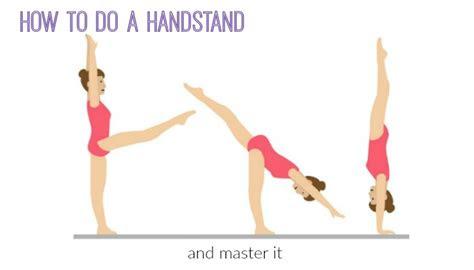 handstand   drills exercises