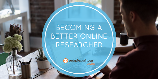Become A Better Online Researcher: Research Tools For Freelancers