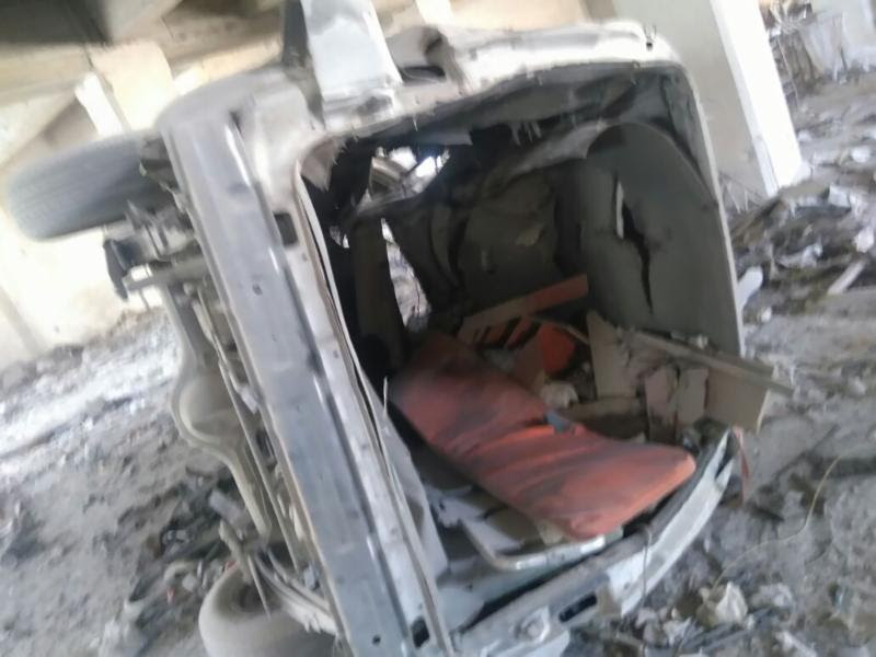 Two Hospitals attacked in Syria