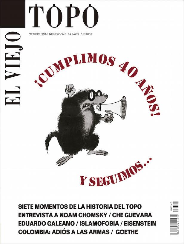 El Viejo Topo – núm. 345