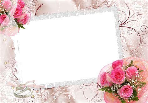 Download Wedding Frame PNG   Free Transparent PNG Images