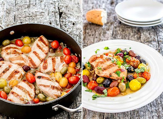 Rustic Tuscan Chicken