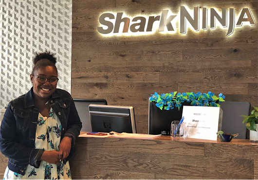 Internship spotlight: Leatrice Bulls, S.B. '20 (SharkNinja) | Harvard John A. Paulson School of Engineering and Applied Sciences
