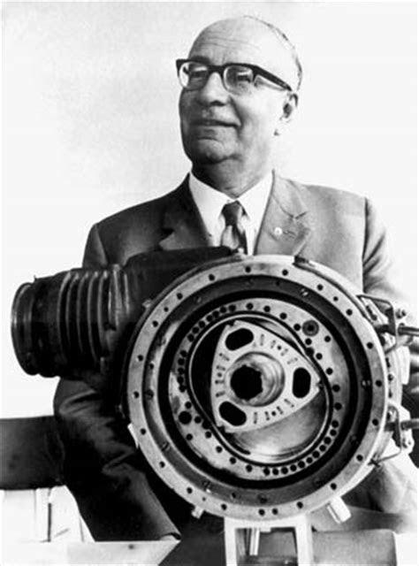 Felix Wankel | German inventor | Britannica.com