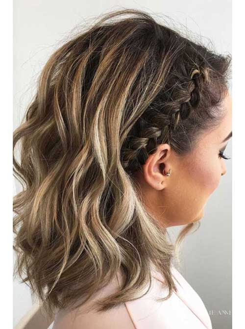 Eye Catching Updo  Hairstyles  for Bob  Haircuts Bob