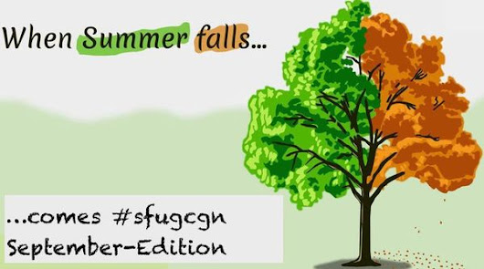 #sfugcgn September Edition