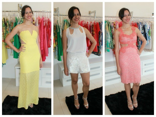 Maiara, do blog 'Chá das Phynas', afirma que Reveillón será repleto de cores (Foto: Camila Henriques/G1 AM)