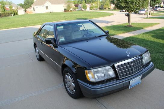 1994 Mercedes-Benz E320 Coupe | German Cars For Sale Blog