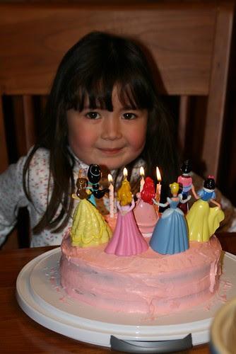 Dova's Princess cake