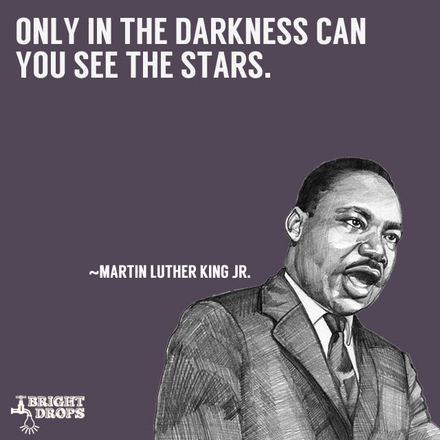 10 Inspiring Martin Luther King Jr Quotes Bright Drops