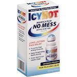 Icy Hot Pain Relieving Liquid, Maximum Strength - 2.5 fl oz