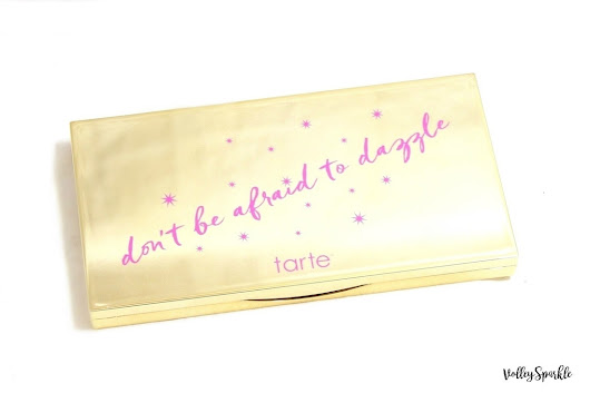 The Tarte Don't Be Afraid to Dazzle Highlight & Contour Palette | Review & Swatches