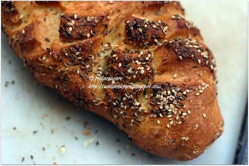 pane ai semi di finocchio