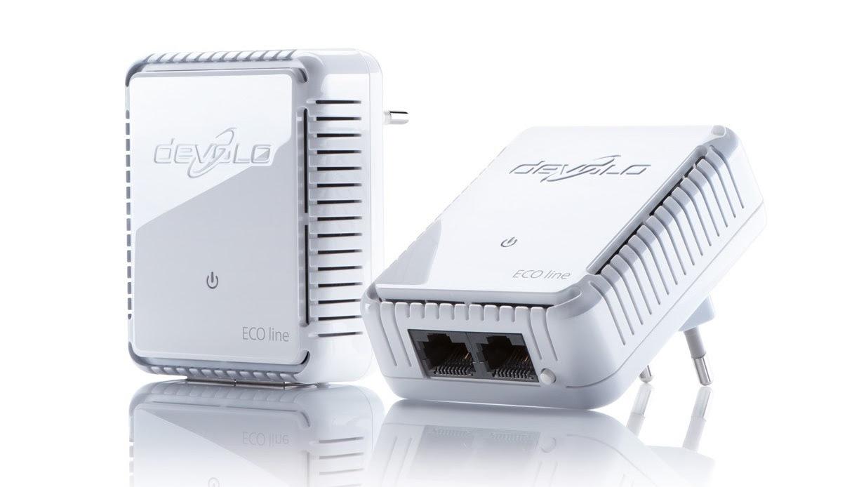 Devolo dLAN Duo 500 Powerline Adapter