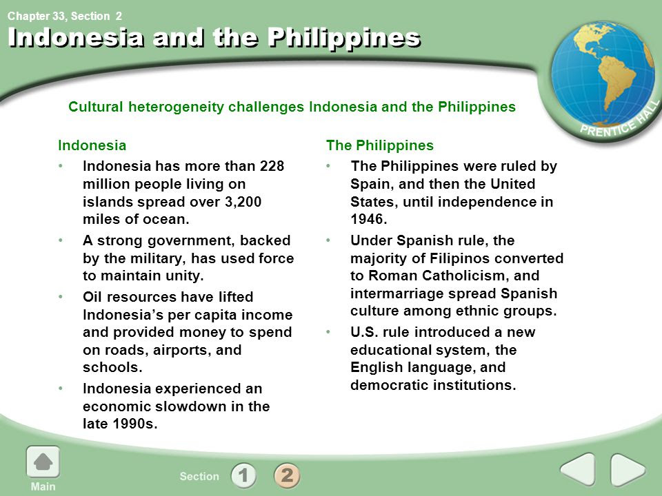 Southeast Asia Chapter 33 World Geography  ppt video online download