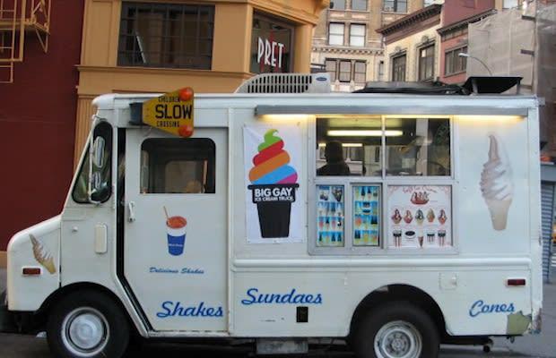 The Big Gay Ice Cream Truck - 20 NYC Food Trucks to Follow ...