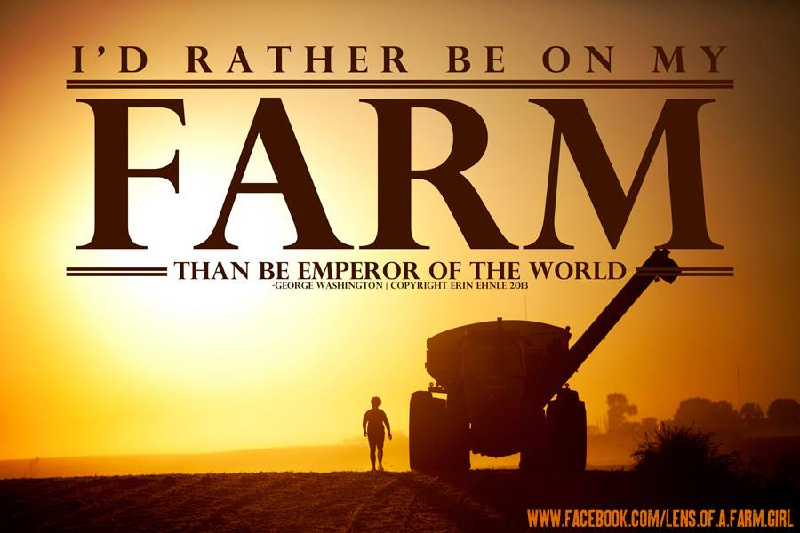 Farm Life Quotes 09 Quotesbae