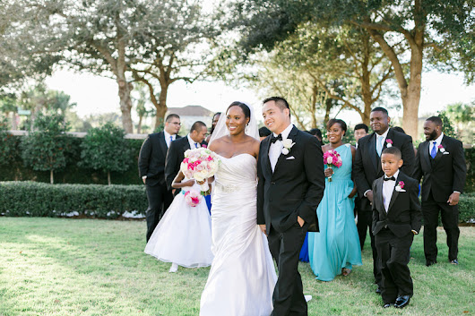 Palmetto Club Garden Wedding at Fish Hawk Ranch
