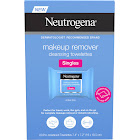 Neutrogena Makeup Remover Cleansing Towelette Singles, 60 Count