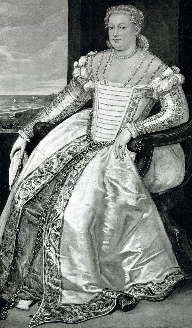 Giovanni Antonio Fasolo Portrait of a Lady