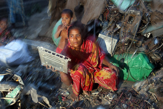 India's Rising Tide of E-Waste - Sean Gallagher - Photographer, Beijing, China