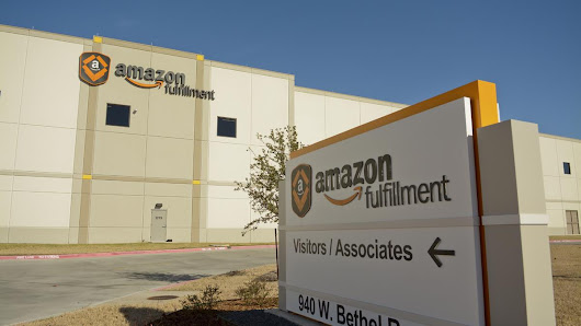 Amazon's proposed fulfillment center in South Dallas to add more than 500 jobs - Dallas Business Journal