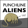 Punchline Aliens - The Oatmeal