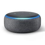 Echo Dot (3rd Gen) - Smart speaker with Alexa, Charcoal