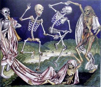 Totentanz - Dança dos mortos